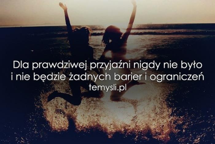 Dla Prawdziwej Przyjaźni