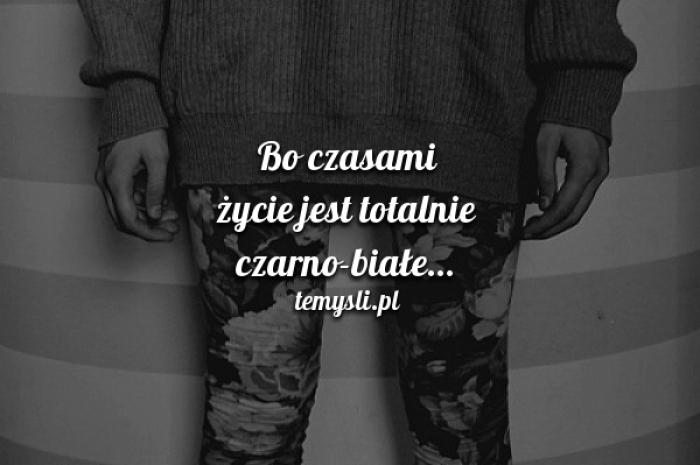 Bo Czasami życie Jest