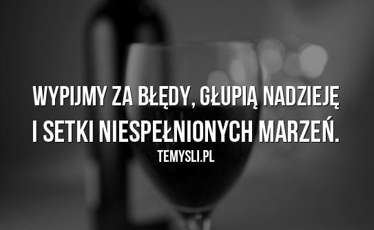 Wypijmy za