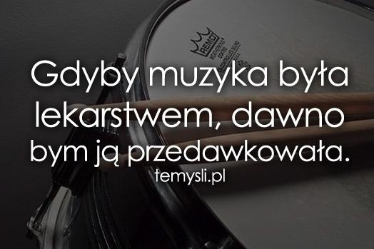 Gdyby muzyka była lekarstwem