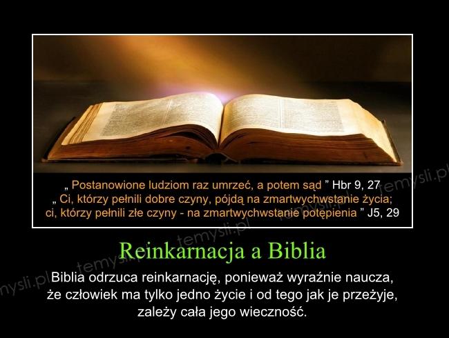 Biblia Temyslipl Inspirujące Myśli Cytaty Demotywatory