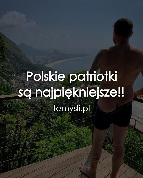 Polskie patriotki są najpiękniejsze!!