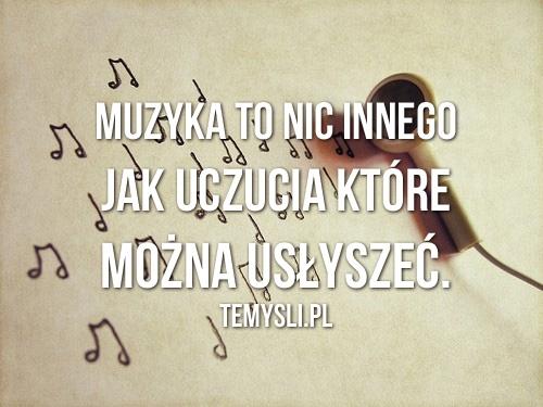 cytaty o muzyce cytaty o muzyce   TeMysli.pl   Inspirujące myśli, cytaty  cytaty o muzyce