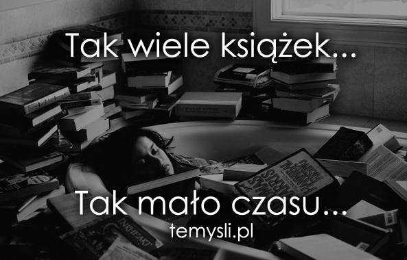 Tak wiele książek