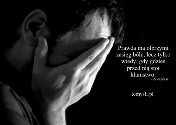 Bolesna prawda...