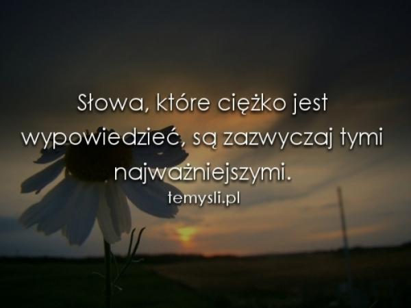 Słowa