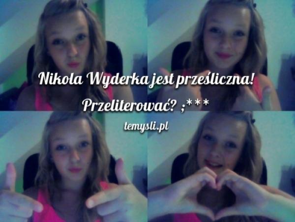Nikola Wyderka