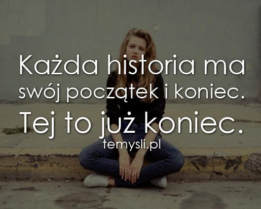 Każda historia ma