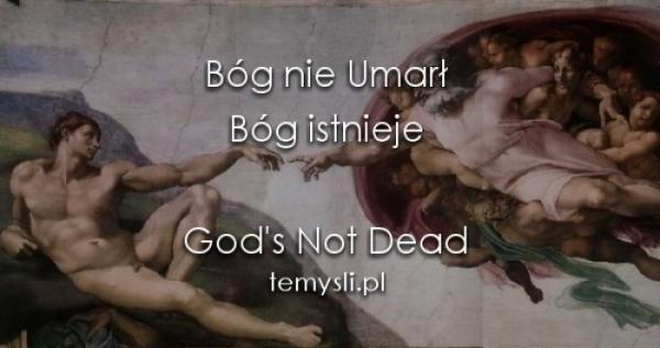 Bóg nie umarł