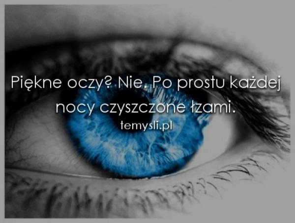 Piękne oczy...