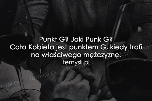 Punkt G?