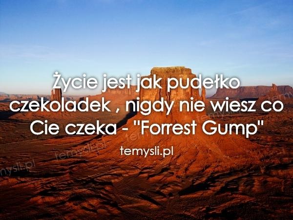 Biegnij , Forrest , biegnij:)