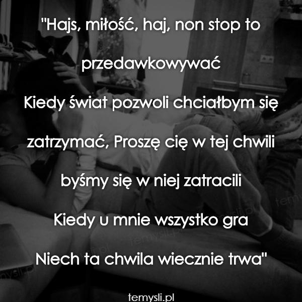 Cytaty Rap Temyslipl Inspirujące Myśli Cytaty Demotywatory
