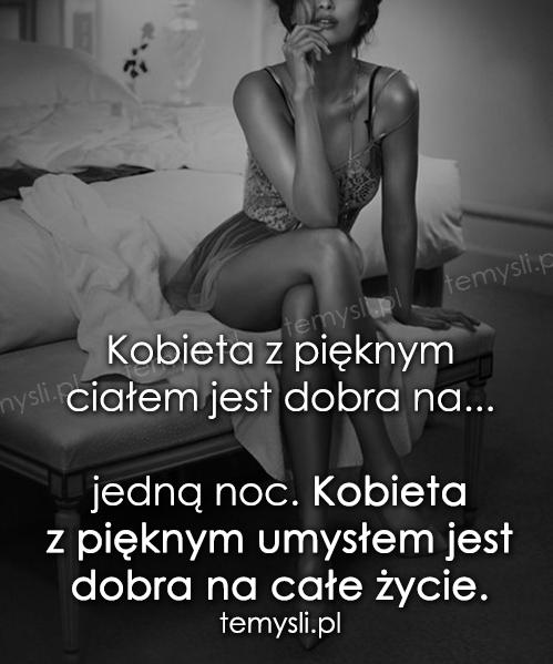 Kobieta z pięknym ciałem jest...