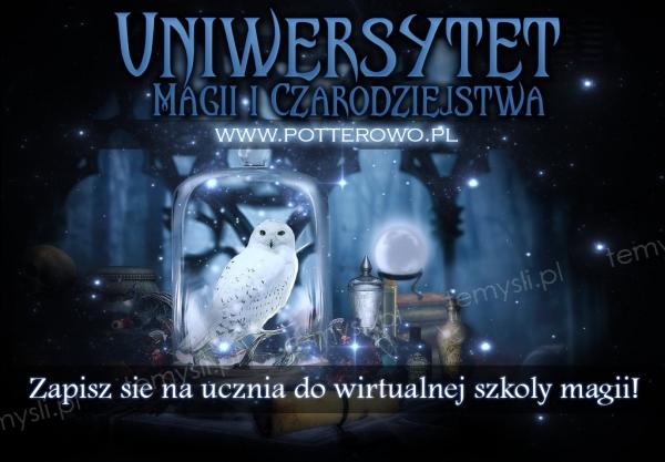 Uniwersytet Magii i Czarodziejstwa