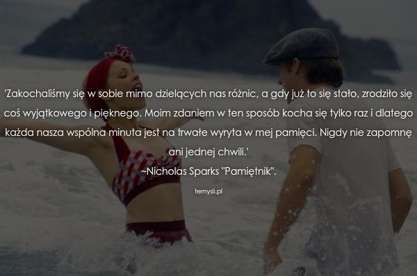 'Zakochaliśmy się w sobie mimo dzielących nas różnic, a gdy