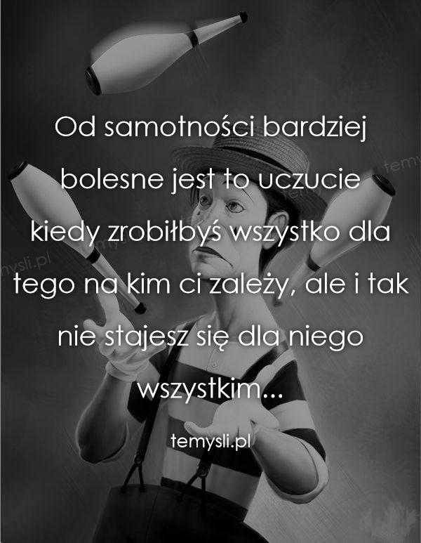 cytaty o samotności samotności   TeMysli.pl   Inspirujące myśli, cytaty, demotywatory  cytaty o samotności