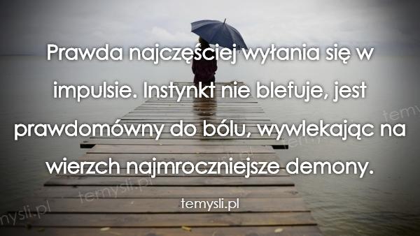 b14e1b9f6eed3d cytat z książki - TeMysli.pl - Inspirujące myśli, cytaty, demotywatory,  teksty, ekartki, sentencje