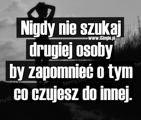 Nigdy...................