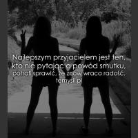 Najlepszym przyjacielem jest ten, kto